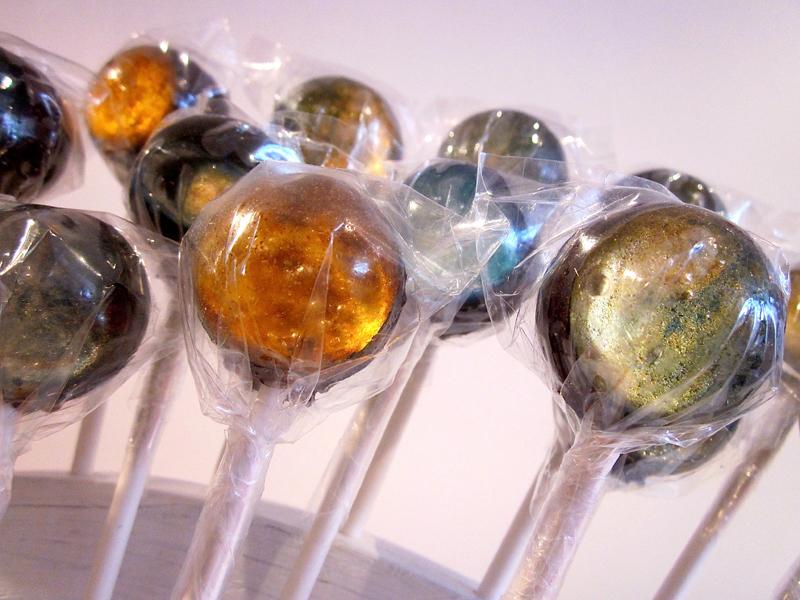Vintage Confections' Planet Lollipops | Sweeterville.com