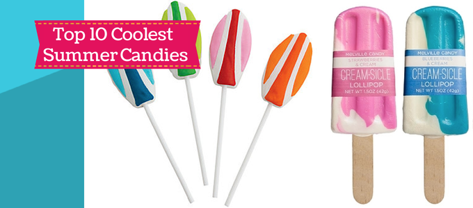 Top 10 Coolest Summer Candies