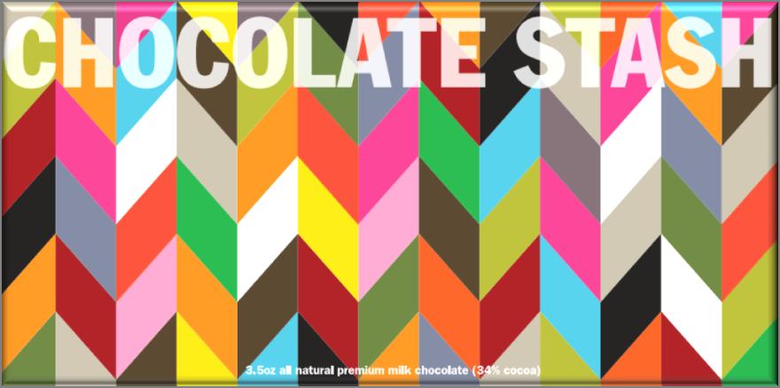 French Bull Designer Milk Chocolate Art Bars | Sweeterville.com