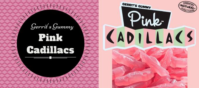 Gerrits Pink Cadillacs Gummies