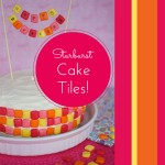 Starburst Minis Cake Tiles Tutorial