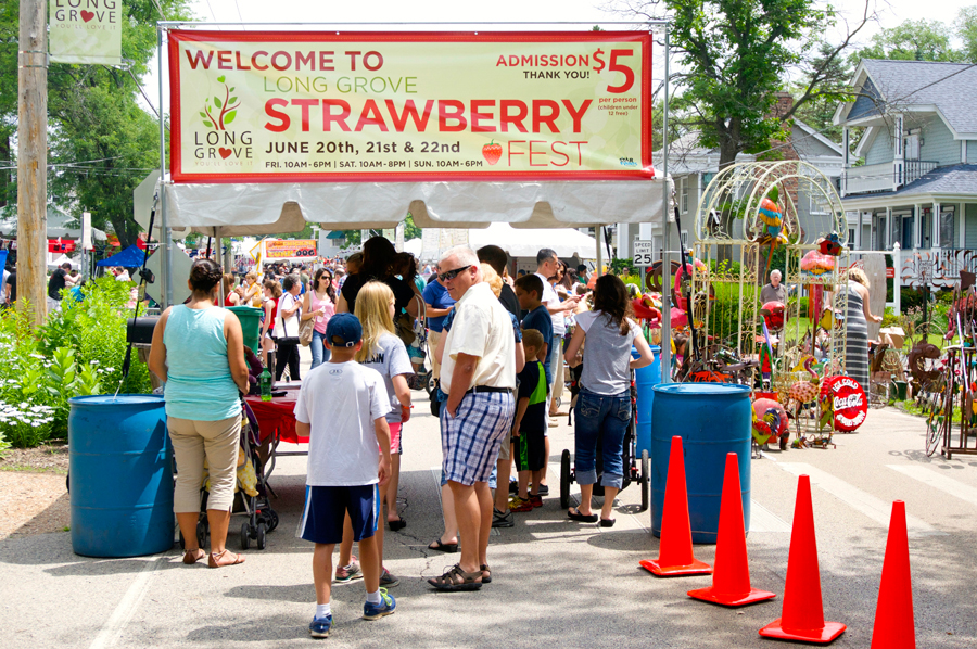 Long Grove Strawberry Festival 2014 | Sweeterville.com