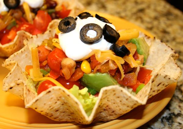 Taco Salad Bowl