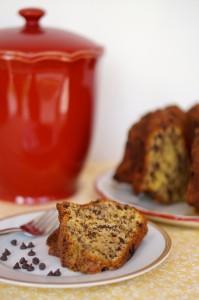 Twilight Delight Chocolate Bundt Cake made with Ghirardelli Intense Dark Chocolate | Sweeterville.com