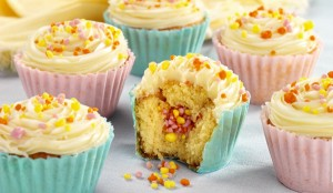 Edible Cupcake Liners from Dr. Oetker's